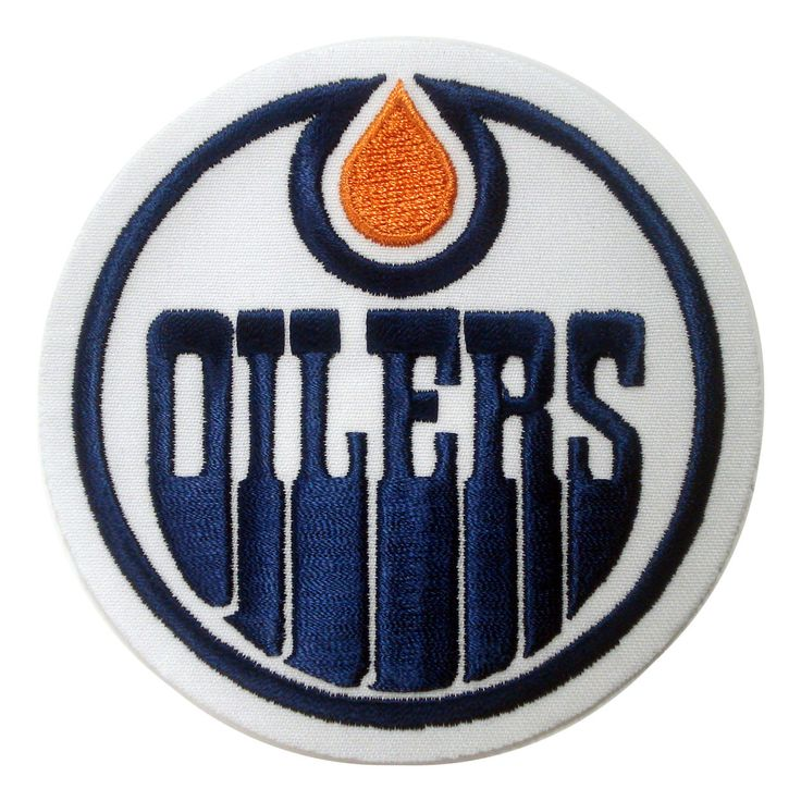 NHL Logo Patch 2011/12 Edmonton Oilers Products