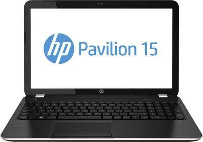 HP Pavilion 15-n006AX Laptop (APU Quad Core/ 4GB/ 500GB/ Win8) Black