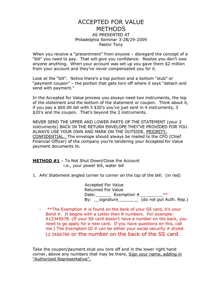 Stop The Pirates Your debt is PRE-PAID! stop the pirates - example of promissory note