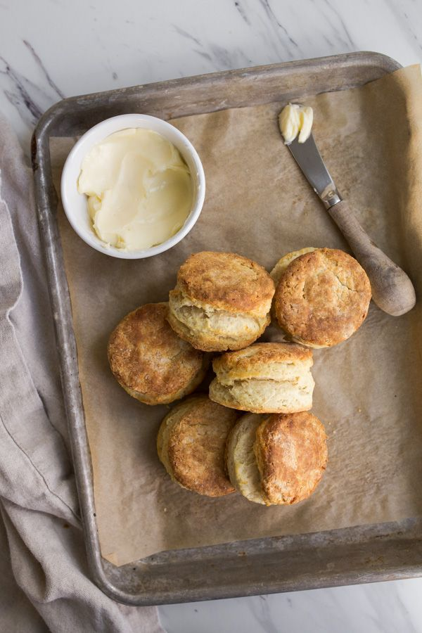 Small Batch Biscuits For Two A Batch Of Buttermilk Biscuits That Makes Only 6 Biscuits Perfect In 2020 Easy Homemade Biscuits Homemade Biscuits Buttermilk Biscuits