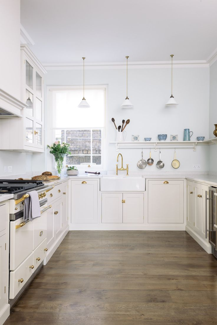 Soft Flooring For Kitchen 17 Best Images About Devol Shaker Kitchens On Pinterest