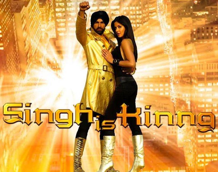 Netflix - Singh is Kinng - Bollywood - Akshay Kumar, Katrina Kaif