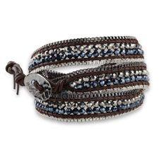 Black majic wrap bracelet