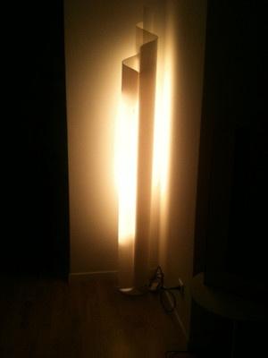 Chimera lamp, by Vico Magistretti for Artemide