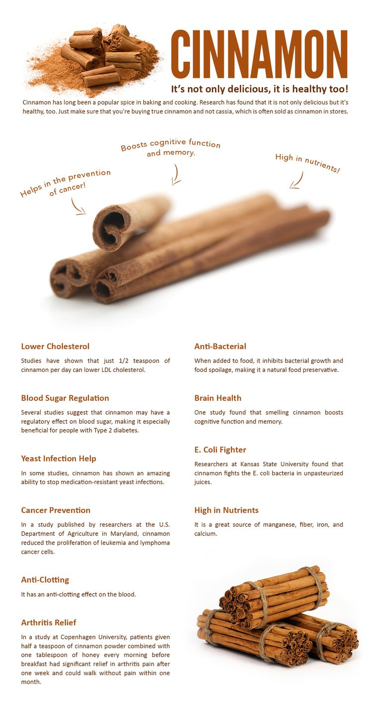 Best 25+ Health benefits of cinnamon ideas on Pinterest ...