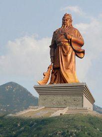 Enormous Guan Yu Statue