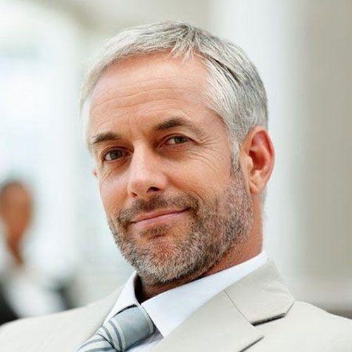 Older Men's Hairstyles