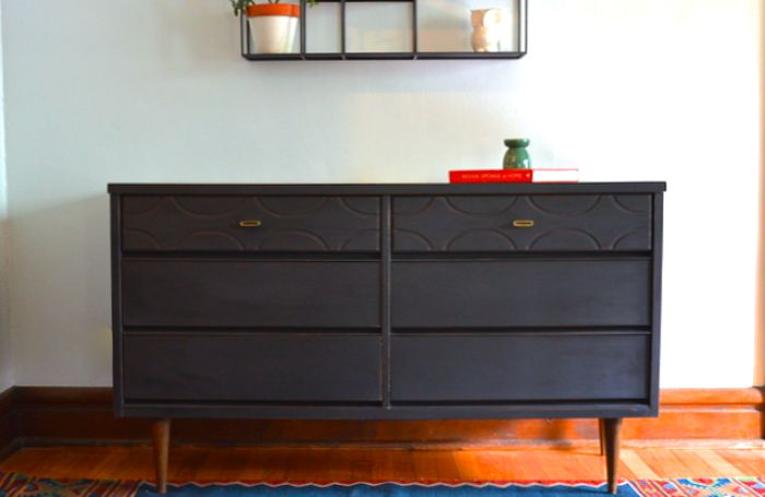 301 best mid century furniture images on pinterest for Painted mid century modern furniture