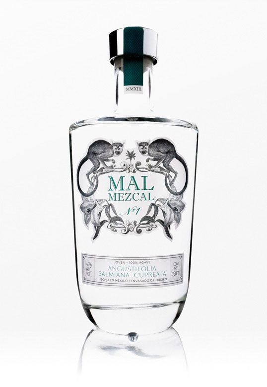 Mal Mezcal - Mal Mezcal is a British luxury brand producing the 100% agave spirit in Mexico. Packaged in sleek, contemporary glass bottles, Mal Mezcal boasts a ...