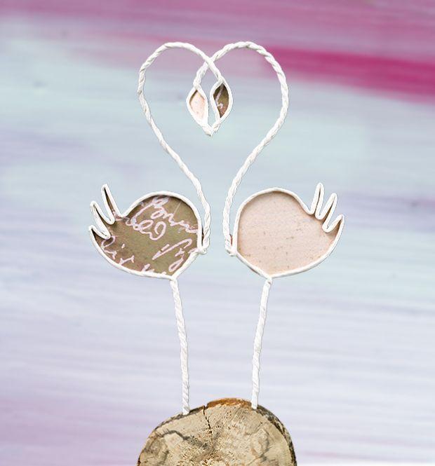 Zarte Figuren aus Papierdraht | TOPP Bastelbücher online kaufen
