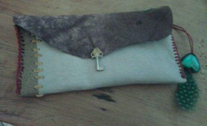 .leather sunglass case. key detail. Jenny Southwell. #1