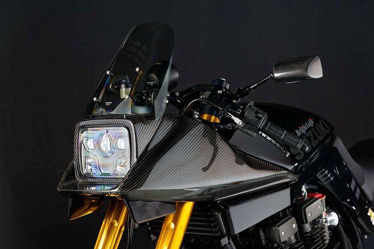 - Bright Logic - Suzuki KatanaGsx1100s  - photo Matsukawa
