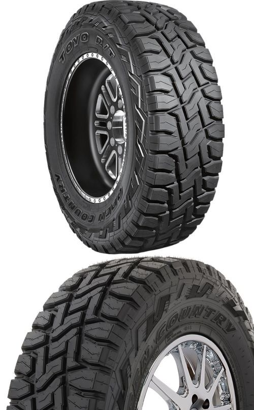Toyo Open Country R T Tires Tires Trucks Jeep Offroad 4wd