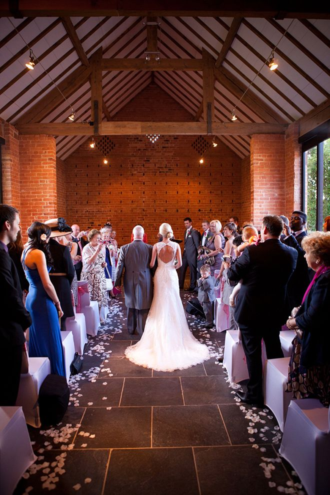 Civil Cermeony At Redhouse Barn In Worcestershire By Hart Harvey Photography