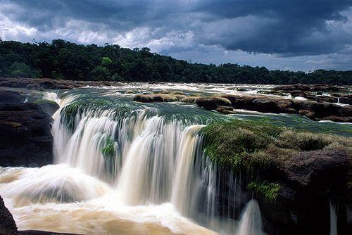 parque nacional Jirijirimo, Vaupes colombia