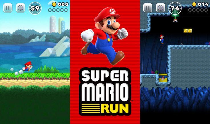 Super Mario Run yayınlandı #SuperMarioRun http://on.gricizgi.com/2hANvcw