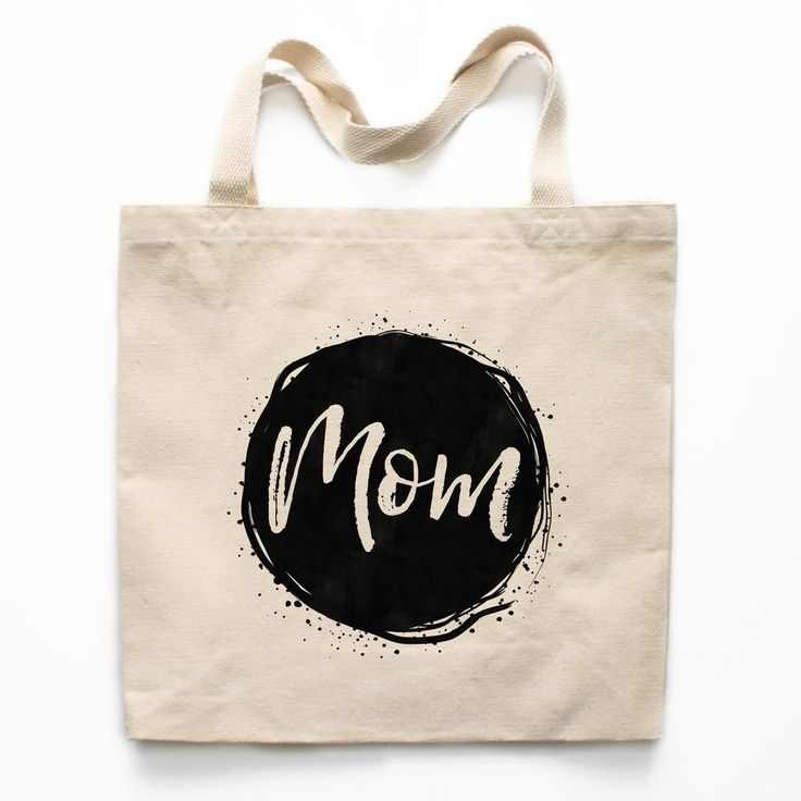 Mom Canvas Tote Bag - A Mother Is The World Canvas Tote Bag - Mother's Day Tote Bag, Mother's Day Gift, Gift for Mom, Gift Ideas for Mom, Tote Bag for Mom, Birthday Gift for Mom, Christmas Gift for Mom, Xmas Gift for Mom, Mom Birthday Gift, Mom Christmas