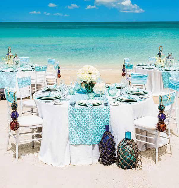 Magnificent Caribbean Beach Wedding Capture The Romantic Spirit Of Th Destination Wedding Caribbean All Inclusive Destination Weddings Caribbean Beach Wedding