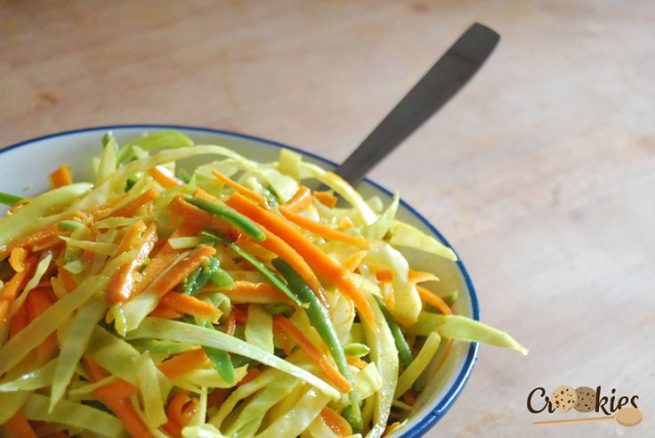 Salade De Legume Cru