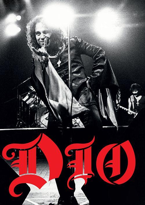 Ronnie James DIO..............