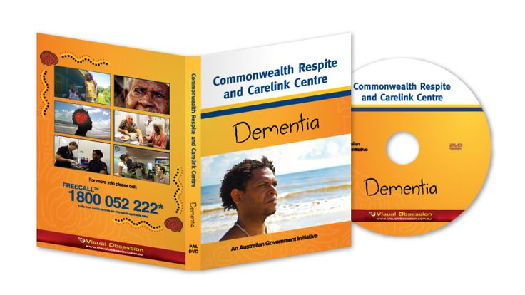 Dementia | DVD Slick & Print to disc (Commonwealth Respite & Carelink Centre)