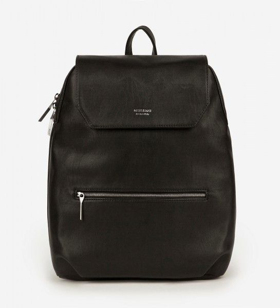 Matt and Nat Peltola Loom Collection Backpack in Black Vegan Leather – Alternative Outfitters Vegan Store