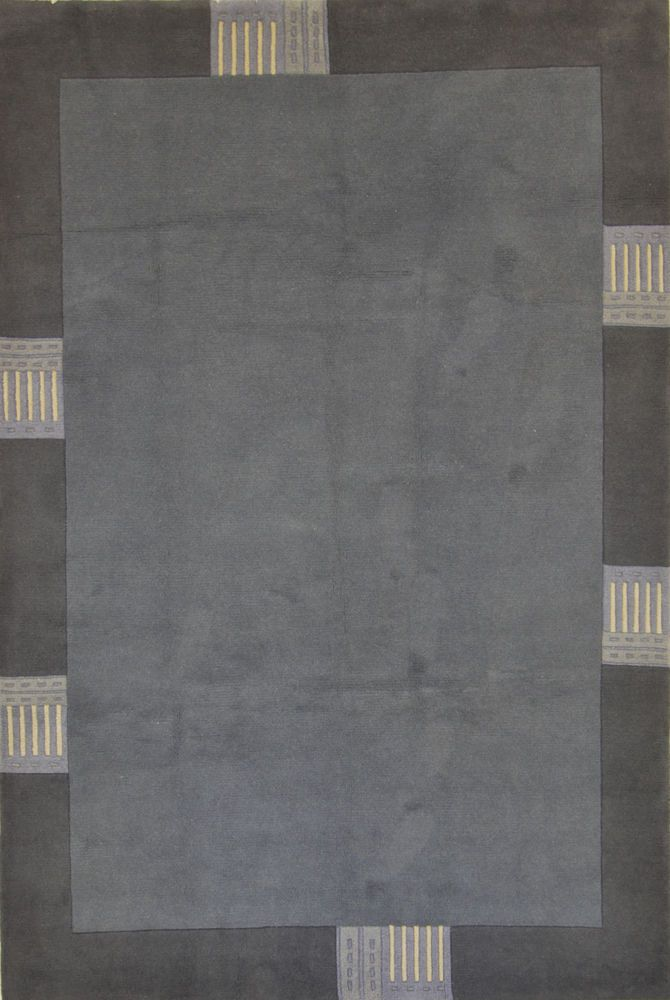 Nepal Teppich 100% Wolle  Teppiche 300 x 200 cm Rugs orient preproga