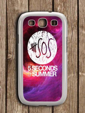 5 Seconds Of Summer Samsung Galaxy S3 Case