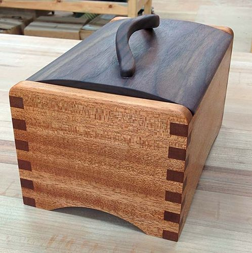 Fine Woodworking Jewelry Box Plans - WoodWorking Projects ...