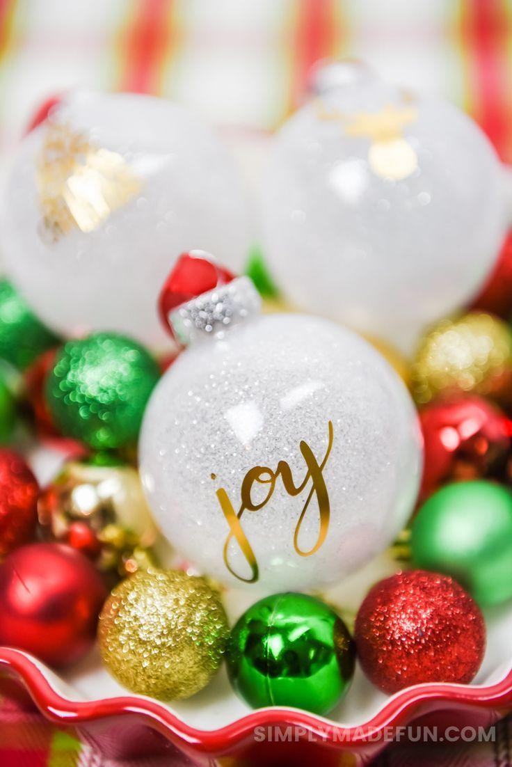 Diy Glitter Ornaments Christmas Glitter Ornaments Glitter Ornaments Diy Glitter Diy