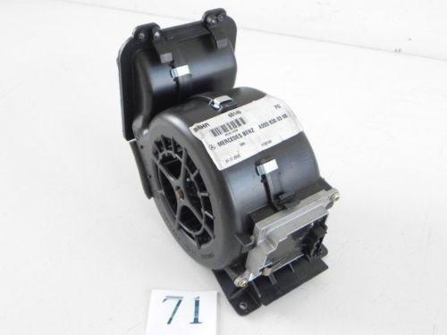 2003 MERCEDES CLK500 REAR AC A/C HEATER BLOWER MOTOR FAN A2038300308 OEM 265 #71