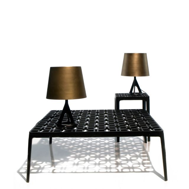 Tom dixon base table table lamps for indoor lighting light source inclusive