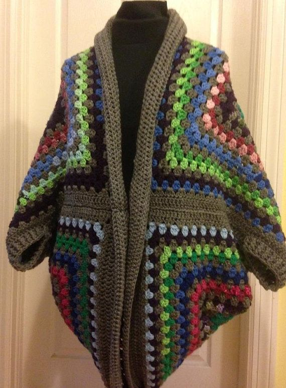 White Crochet Sweater