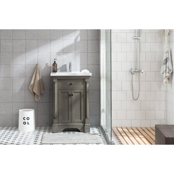 Greyleigh Seadrift 24 Single Bathroom Vanity Set Reviews Wayfair Single Bathroom Vanity Bathroom Vanity Vanity Set