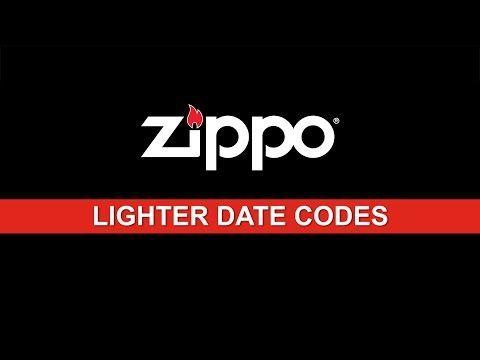 Zippo - Date Codes | Zippo.com