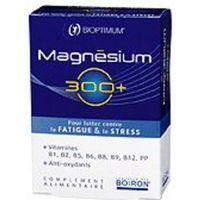 Bioptimum Boiron Bioptimum Magnésium 300+ B/80 Comprimés