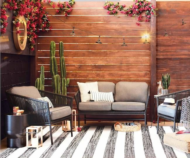 Experts Reveal The Top Home Decor Trends For 2018 Zing Blog By Quicken Loans Patio Decor Trending Decor Outdoor Patio Decor