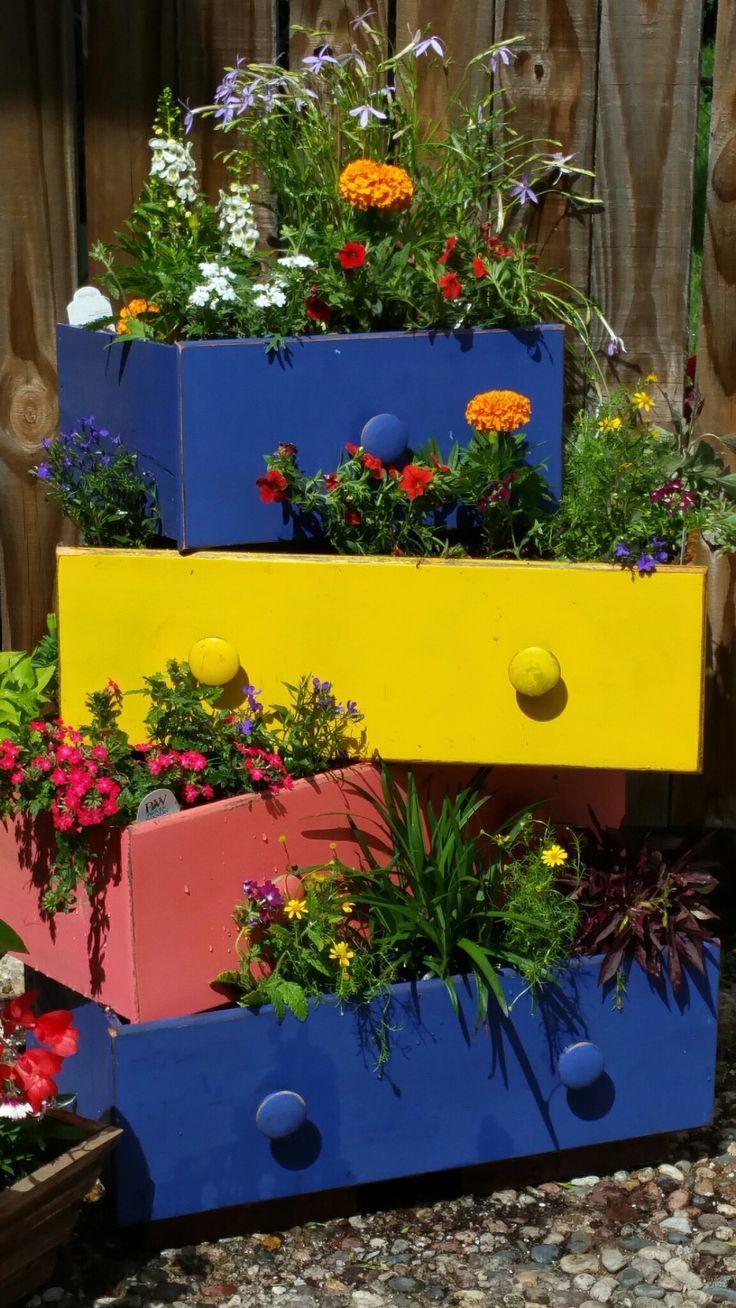 3134 best Garden Art & Decor images on Pinterest | Garden deco ...