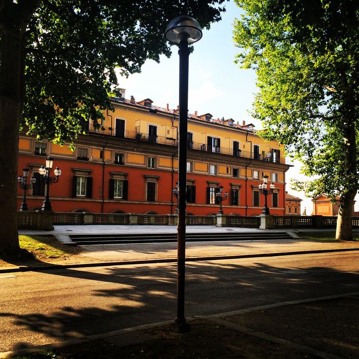 La Terrazza del Pincio, Parco della Montagnola Bologna
