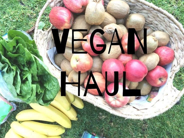 VEGAN HAUL