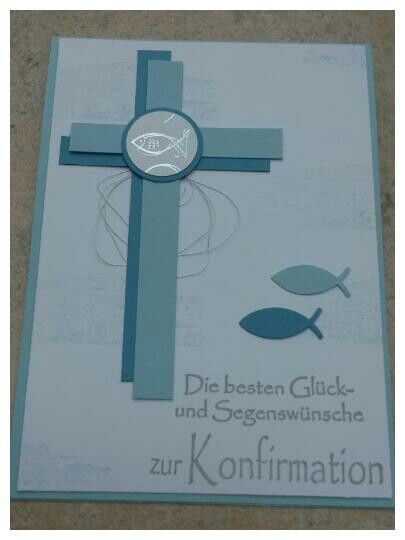 Stampin up Konfirmation, timeless textures