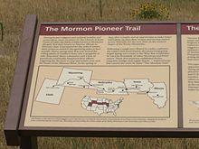 Mormon Trail - Wikipedia, the free encyclopedia