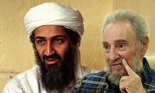 The Cuban leader has said that the terrorist mastermind always popped up when former US President George W Bush needed to scare the world.