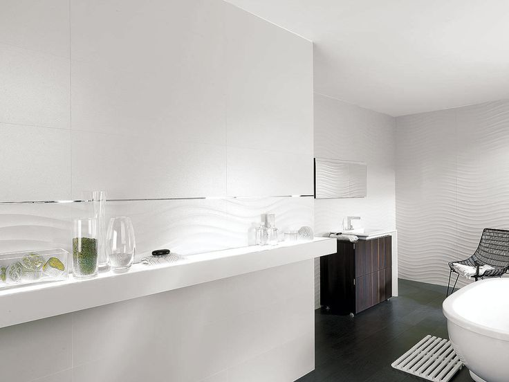 Contemporary bathroom porcelanosa bathroom design ideas for Mosaic salle de bain