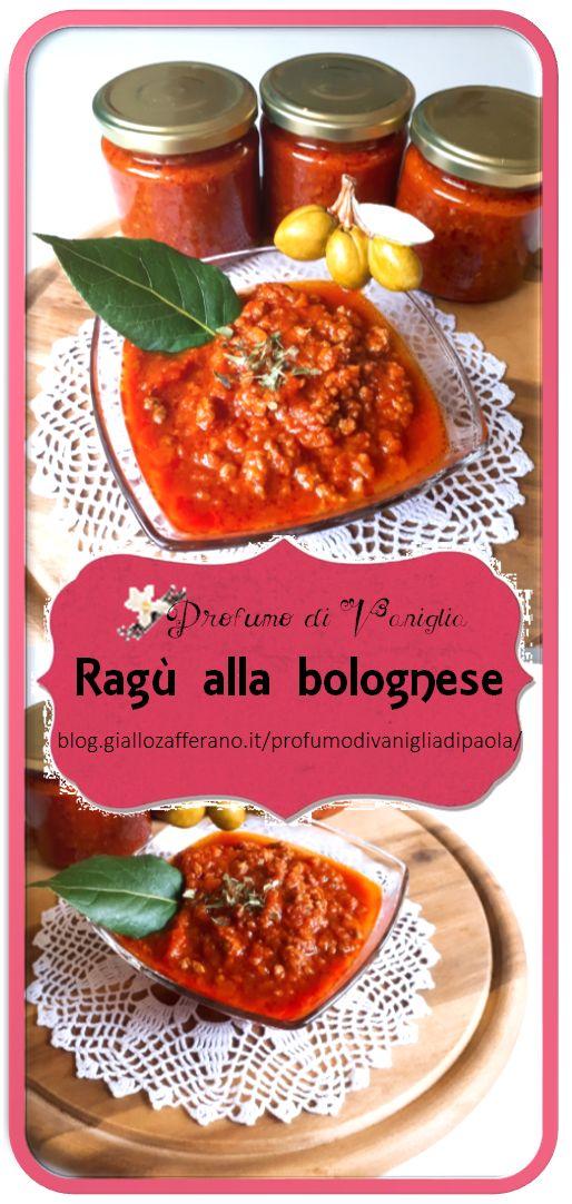 Il ragù alla bolognese preparato con questa ricetta vi permette di potervi gustare un bel piatto di pasta senza troppi sensi di colpa…una porzione di ragù (70 gr) ha solo 45 calorie circa.