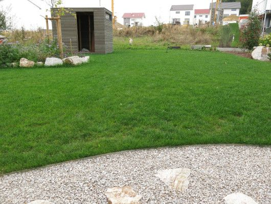Bildergebnis Fur Rasen 30 Cm Hoher Als Terrasse A Kaiser Garten