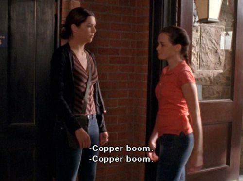 copper boom gilmore girls