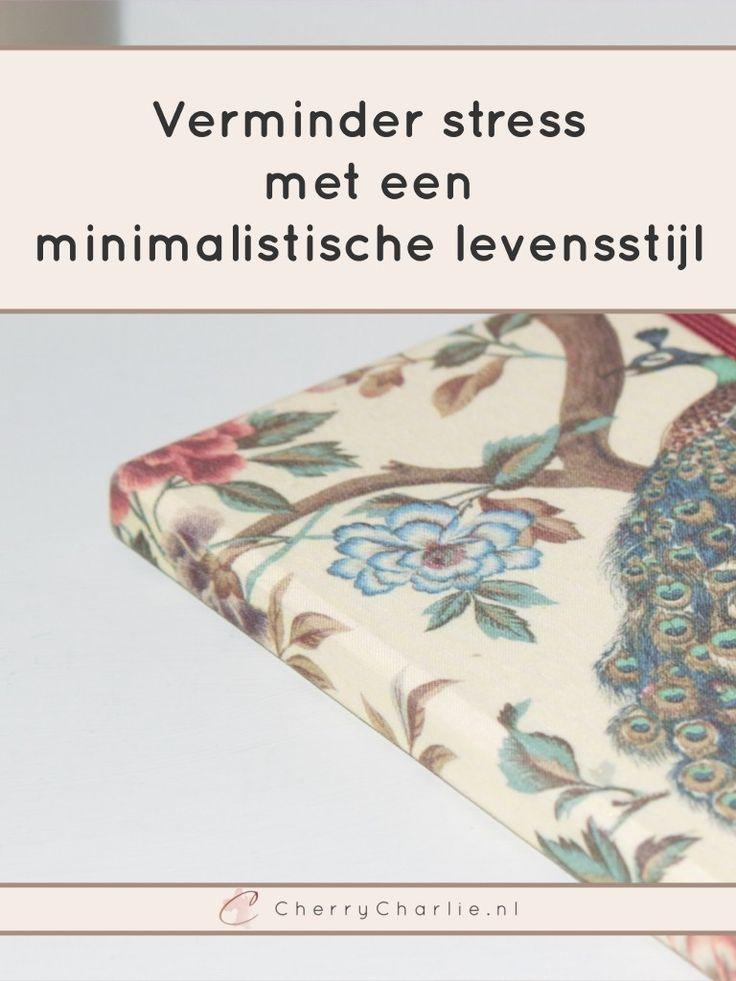 Verminder stress met een minimalistische levensstijl • CherryCharlie.nl (scheduled via http://www.tailwindapp.com?utm_source=pinterest&utm_medium=twpin&utm_content=post111989239&utm_campaign=scheduler_attribution)