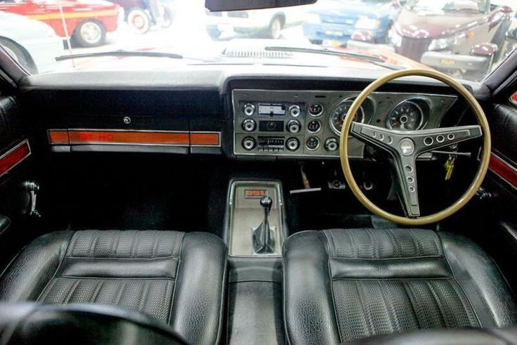 1971 Ford Falcon XY GT Track RED Manual 4SP M Sedan in NSW | eBay