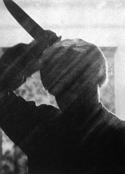tension in alfred hitchcocks psycho essay Psycho is a prime example of hitchcock's unparalleled knowledge and know-how of psychological thrillers in the following essay, i will attempt to evaluate and analyse the visual techniques and sounds effects he uses to distinguish tension and horror.